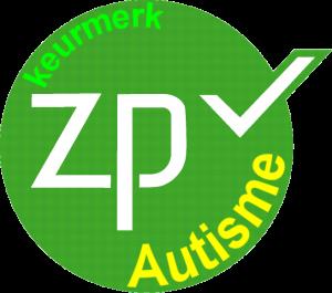 Keurmerk ZP Autisme logo